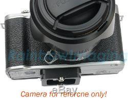 25mm Slim Quick Release Plate Arca-Swiss Type for Fujiflm X-Pro2 X-T1 X-T2 X-T20