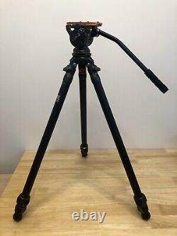 3 Legged Thing Legends Mike Carbon Fibre Tripod with AirHed Cine Std Video Plate