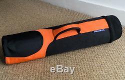 3 Legged Thing X4 ERIC evo2 Carbon Fiber Tripod AirHed 1 AH1 3LT Plate & Case
