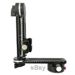 720° Panoramic Head Aluminium Alloy with Standard Ball Head Quick Release Plate