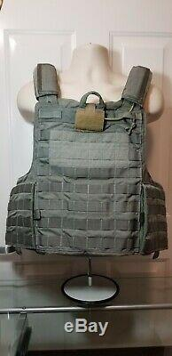 AR500 Plates Eagle Industries Quick Release Carrier