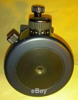 ARCA SWISS Monoball B1 Double, Panorama Tripod Head withQR Plate EX+, fits Gitzo
