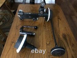 ARRI Follow Focus/Dovetail/Sliding Bridge Plate Camera mount/15mm (13) rails