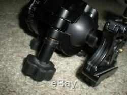 Acratech 23104 Ultimate Tripod Ball Head Rubber Knob MISSING Quick Release Plate