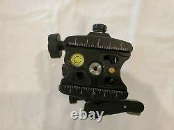 Acratech GP Ball Head with Lever Release Clamp #1157 with 2 QR plates