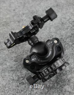 Acratech GP Ballhead with Arca-Swiss compatible quick release plate