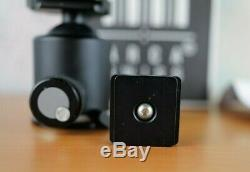 Arca-Swiss Monoball Z1 sp with Quick Release and arca camera plate attachment