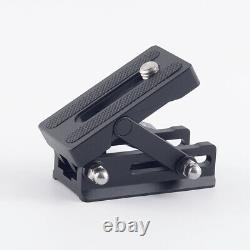 Arca Swiss Specification Quick Release Plate Fully open 90 °