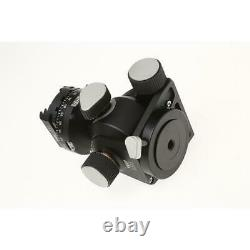 Arca Swiss d4 Geared Tripod Head Plate Not Included SKU#1426010