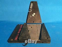Arri Mitchell Motion-picture Camera Quick Release V Plate Gigantic Heavyduty