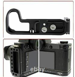 Aviation Alloy Aluminum Quick Release L-Plate Bracket Hand Grip for Leica SL2