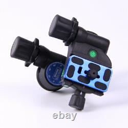 Benro GD3WH 3Way Geared Head with QR Plate Magnesium Alloy Camera Tripod Head