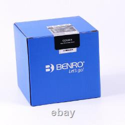 Benro GD3WH 3-Way Geared Head with QR Plate Magnesium Alloy Camera Tripod Head