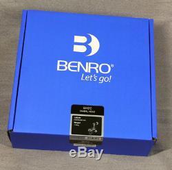 Benro GH2C Carbon Fiber Gimbal Head with PL100 Plate Bird watching PTZ