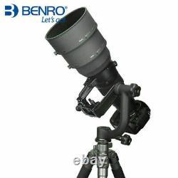 Benro GH2 Gimbal Head Panoramic Head Professional w PL100 Plate Tripod Head