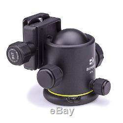 Benro KB2 Triple Action Ballhead with with Arca Quick Release / Plate