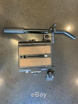 Bogen 3066 (Manfrotto) Video Fluid Head with QR plate adj handle 116mkIII