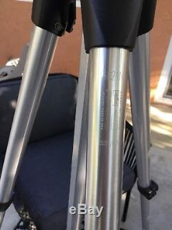 Bogen Manfrotto 3021N Tripod With 484 (RC2) Head Quick Release Plate (EXC COND)