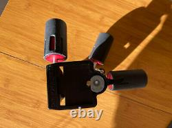 Bogen Manfrotto 3030 3-Way Tripod Head With RC2 Quick Release and Plate