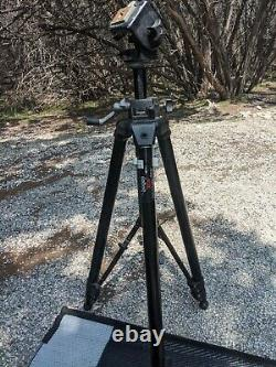 Bogen Manfrotto 3236 Tripod with 3031 Head quick release plate