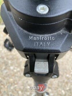 Bogen by Manfrotto 3221S Tripod And Bogen 3265 Head With Quick Release Plate