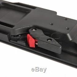 CGPro SENTRY Quick Release VCT-U14 Tripod Plate for SONY/Panasonic/JVC KA-551U