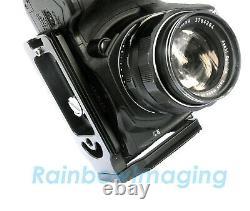 CNC Universal Quick Release L Plate Bracket Arca Swiss Nikon D7200 D7100 D7000