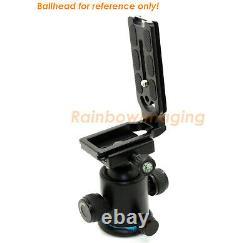 CNC Universal Quick Release L Plate Bracket Arca Swiss Nikon D7500 D7200 D7100