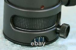 Cambo CBH-5 QR Ball Head (1/4) with Cambo Quick Release Plate Near-Mint