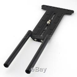 Camera Mounting Plate Quick Release Plate fr DJI RONIN-M Gimbal FS700 BMCC RED