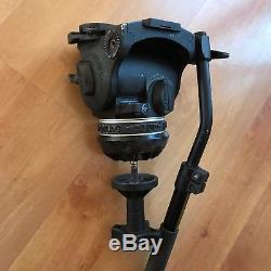 Cartoni Focus HD 100mm Bowl Fluid Tripod Head with Quick Release Plate 26lb load