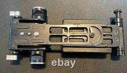 Chrosziel Sony FS5 Sony VCT shoulder mount camera plate will fit Sony FX6