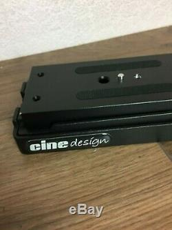 Cinedesign CDL-VCT14 (LARGE) Quick Release Tripod Plate Sony VCT-14 Equival