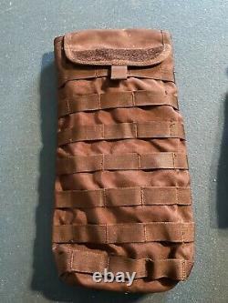 Condor Modular Plate Carrier, Decked With Mag Pouches (pistol/sm Rifle) Med & Hyd