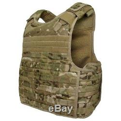 Condor QPC MultiCam Quick Release Plate Carrier Military Army Airsoft Police