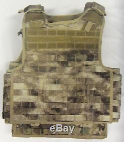 Condor QPC Quick Release Plate Carrier Vest Armor PC CQB MOLLE MULTICAM A-TACS