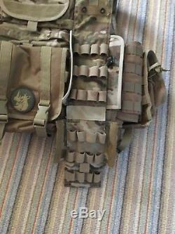 Condor Quick Release Plate Carrier With Full Loadout (Airsoft)