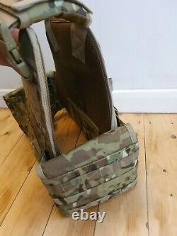 Condor Tactical Quick Release Plate Carrier MTP With Soft Fill Armour Molle