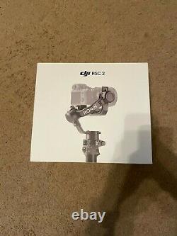 DJI Ronin SC 2 Handheld Camera Gimbal + Smallrig Arca Swiss Adapter Plate