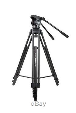 Davis & Sanford ProVista 7518 Tripod with carrying case and spare QRC plate