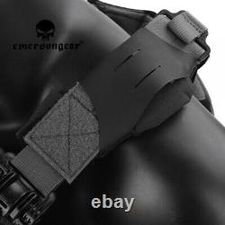 EMERSONGEAR Tactical Vest Laser Cut Plate Carrier WithROC Quick Release Hunting