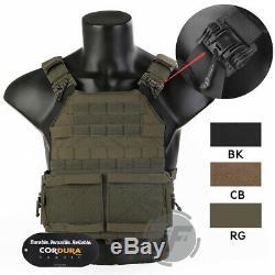 Emerson JPC 2.0 Jump Plate Carrier Quick Release Tactical Assaulter Armor Vest