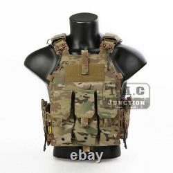 Emerson LBT-6094K Tactical Plate Carrier Vest Quick Release Combat Vest Multicam