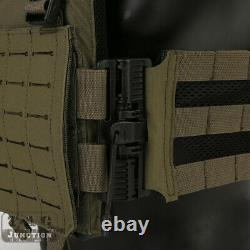 Emerson MOLLE Tactial Vest Quick Release Plate Carrier Low Profile Lightweight