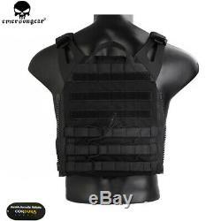Emerson Tactical JPC 2.0 Jum Plate Carrier Quick Release Combat Armor Molle Vest