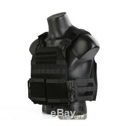 Emerson Tactical JPC 2.0 Plate Carrier Quick Release Assaulter Armor Vest Black