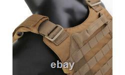 Emerson Tactical LBT 6094K MOLLE Quick Release Plate Carrier Combat Armor Vest
