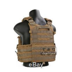 Emerson Tactical LBT 6094K Plate Carrier Quick Release Assaulter Armor Vest Tan