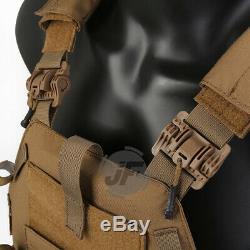 Emerson Tactical LBT-6094K Plate Carrier Vest Assaulter Quick Release Armor Vest
