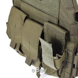 Emerson Tactical LBT 6094K Quick Release Plate Carrier Combat Body Armor Vest RG